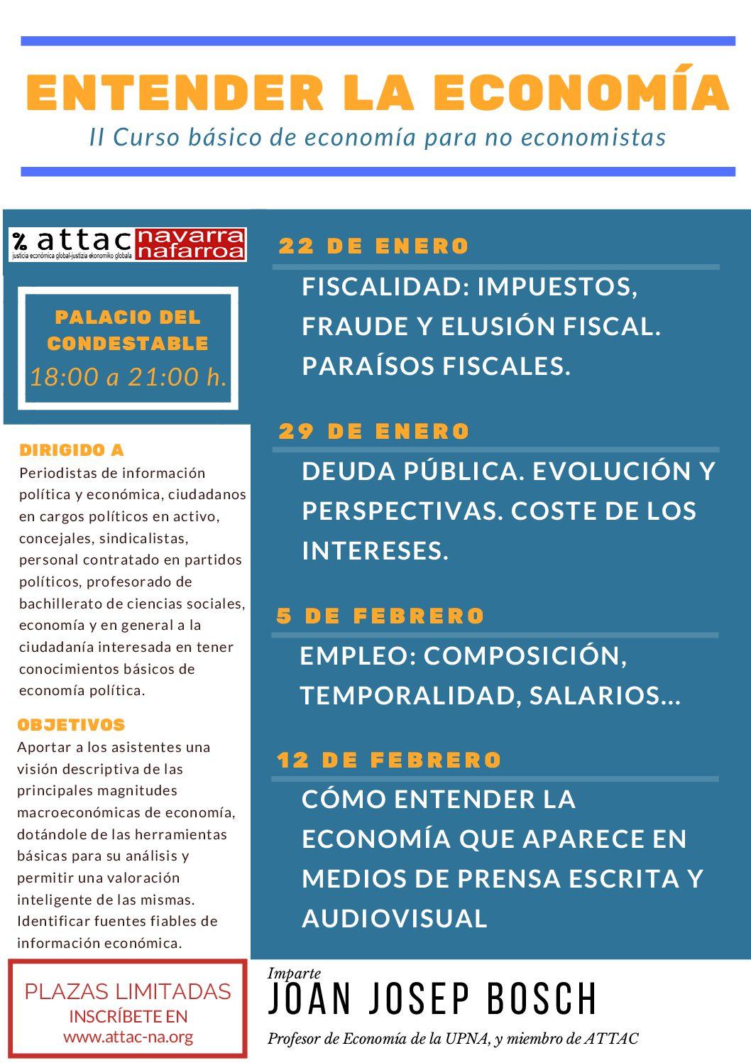 II Curso de Economía Básica