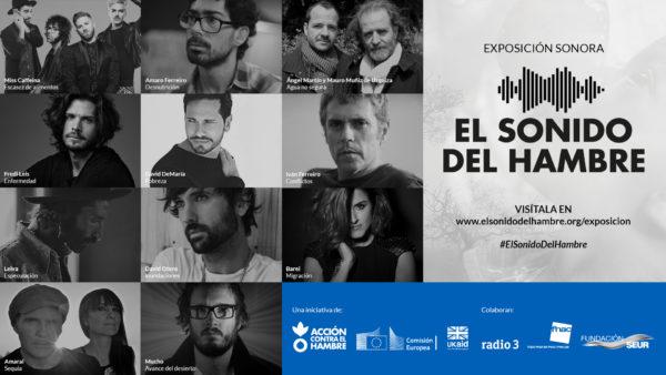 Exposición sonora #ELSONIDODELHAMBRE