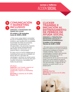 Comunicación y Marketing inclusivo