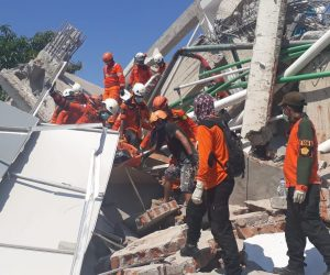 Emergencia humanitaria en Indonesia