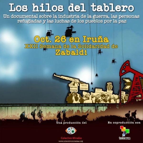 """Documental """"Los hilos del tablero"""""""