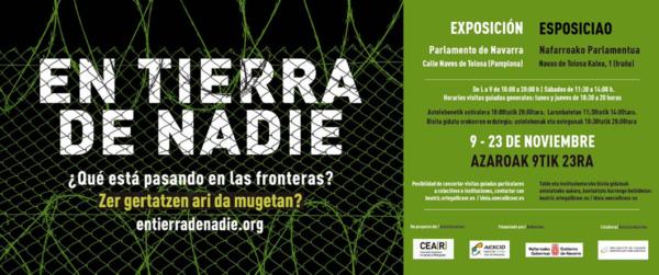 """Exposición """"En Tierra de nadie"""""""