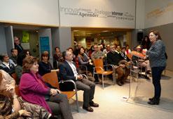Inaugurado el Punto de Información y Coordinación del Voluntariado de Navarra + Voluntaria