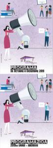 Casa de las mujeres. Programa de octubre a diciembre 2019 / Iruñeko emakumeen etxea. Programazioa 2019ko Urria-Abendua