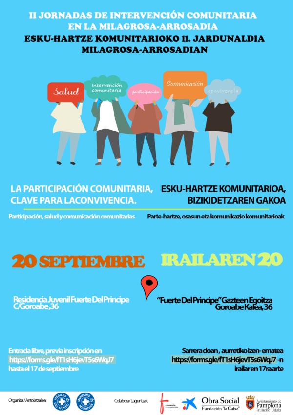 II Jornadas de Intervención Comunitaria